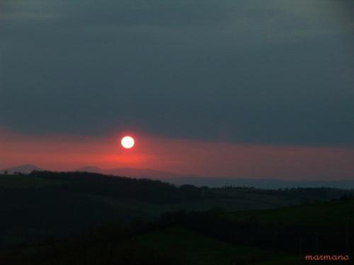 tramonto-toscano